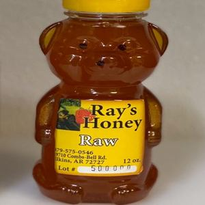 Ray Raw Honey Bear